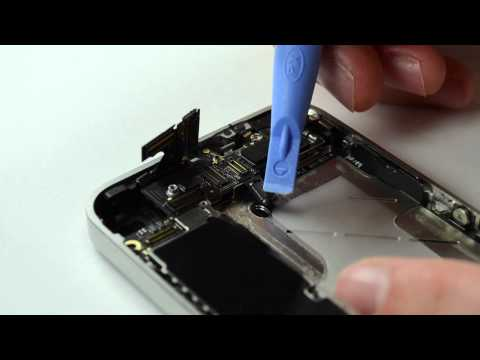 iFixit - We had a lot of requests for this repair, so it's finally here! A broken or unresponsive home button on your iPhone 4 can be really annoying because it's pra...