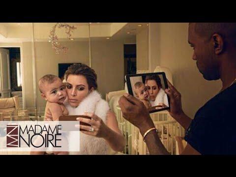 Caption This Vogue North West Kimye Selfie Pic