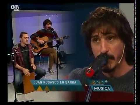 Juan Rosasco en Banda video Hipnosis - Junio 2015