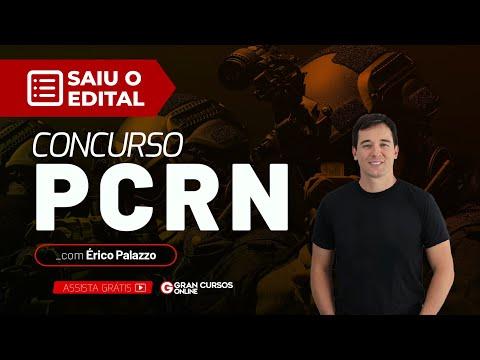 Concurso PC RN  - Saiu o Edital! Análise COMPLETA com o Prof. Érico Palazzo