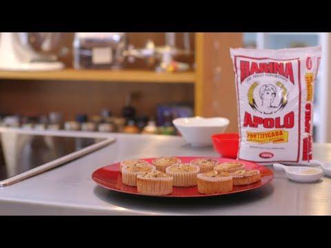 Video - Receta: Cómo preparar Muffins de pera y jengibre