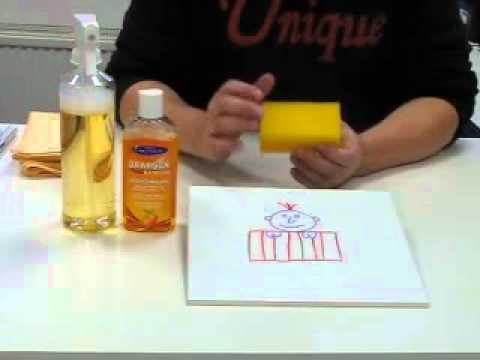Orangenreiniger Test - Postenprofis.com - Aqua Clean Shop