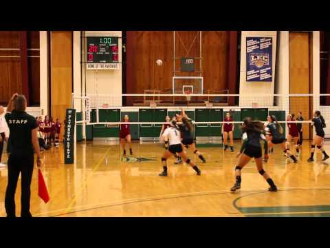 PSU Volleyball vs. Rhode Island College