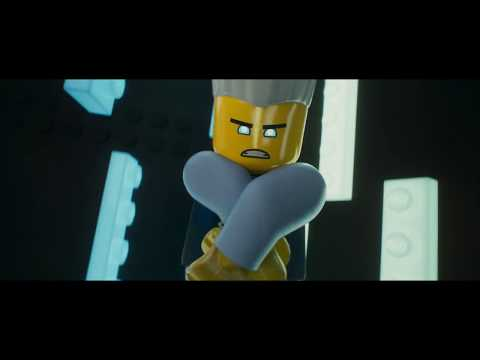 The LEGO® Ninjago® Movie - Ninja Joke: Wear Clip