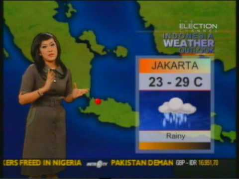 Indonesia This Morning - Weather Report