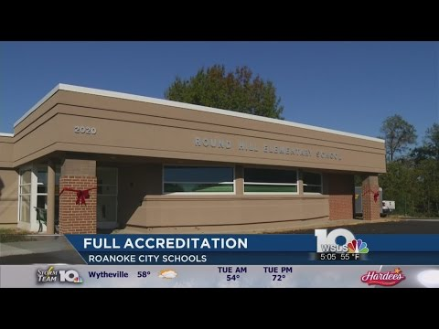 Roanoke City Schools accredited, how parents and teachers work together