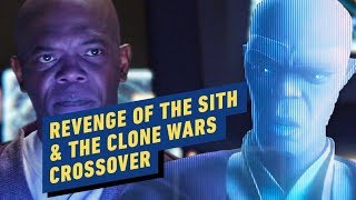 How Star Wars: Clone Wars' Final Season Crosses Over with Revenge of the Sith by IGN
