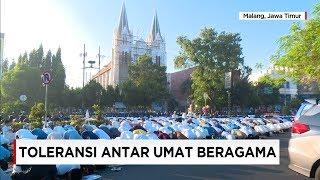 Video Di Saat Bule Perancis Takjub Dengan Toleransi Keagamaan di Indonesia - Idul Fitri 2017 MP3, 3GP, MP4, WEBM, AVI, FLV April 2019