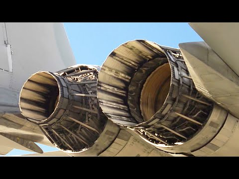 US F-15 Pilot Playing With his Jet Engines:  F-15 Eagle in Action