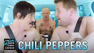 Video Red Hot Chili Peppers Carpool Karaoke MP3, 3GP, MP4, WEBM, AVI, FLV Februari 2019