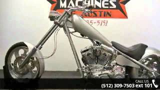 5. 2006 American IronHorse LSC  - Dream Machines Indian Moto...