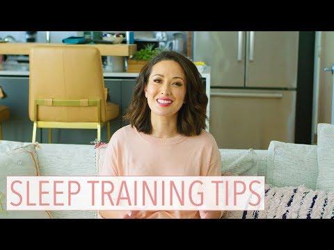 Sleep Training Tips: How I Got My Baby to Sleep Through The Night | Susan Yara