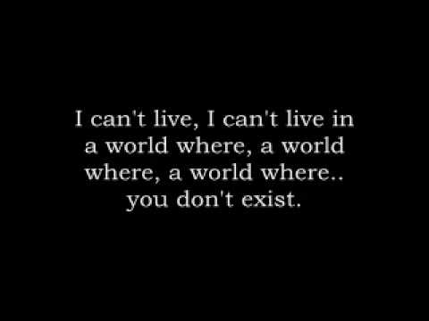 Tekst piosenki Justin Guarini - I Can't Live po polsku