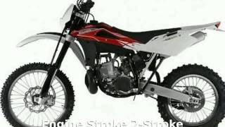 3. 2012 Husqvarna WR 250 Details