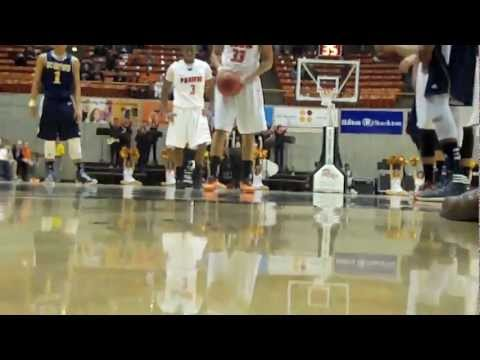 University of the Pacific Men's Basketball