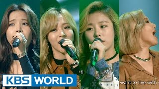 Video MAMAMOO - Backwoods | 마마무 - 두메산골 [Immortal Songs 2] MP3, 3GP, MP4, WEBM, AVI, FLV September 2019