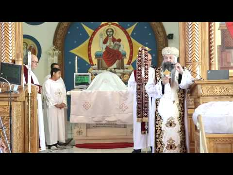 Sunday Liturgy - H.G. Bishop David - 08/02/2015