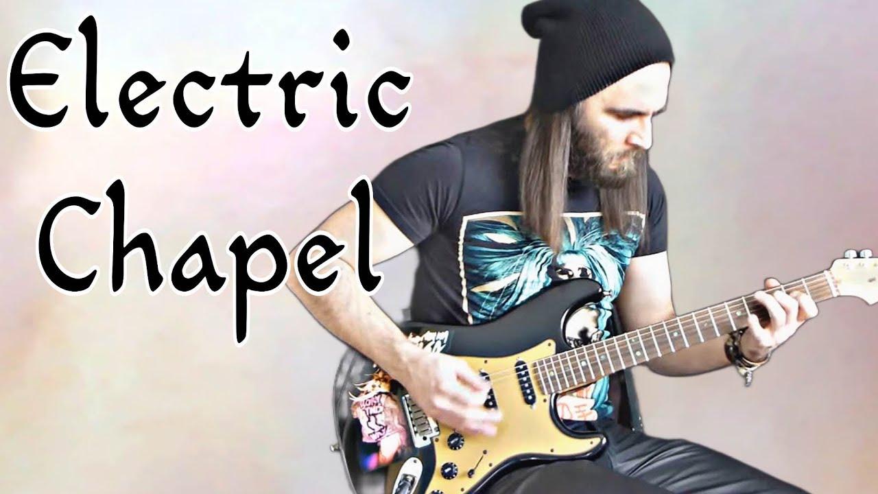 Lady Gaga – Electric Chapel  (Rock/Metal Guitar Cover)