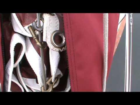 Sportech Sails Genoa Deck Bag