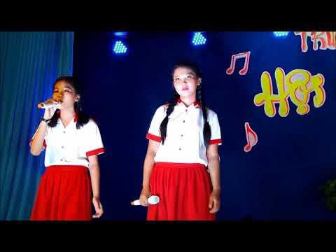 39 Bài thơ màu mực tím 9A3 THCS TT Phú Hòa