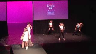 SAIKA 彩華 Performs @ MODA Fashion Show 2016