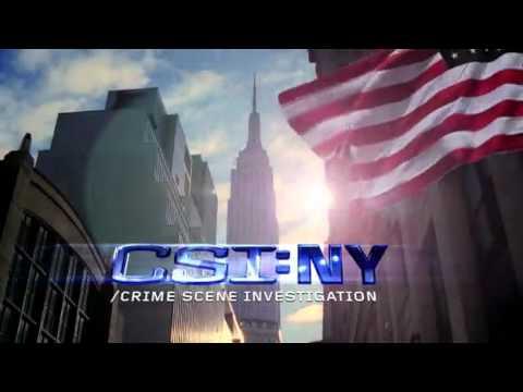 CSI New York - Vídeo de abertura de