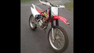 5. HONDA CRF230F REVIEW
