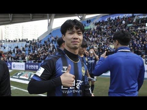 Tin vui : Các trận đấu của Công Phượng tại K.League sắp được trực tiếp miễn phí tại Việt Nam - Thời lượng: 15 phút.