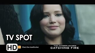 The Hunger Games: Catching Fire International TV Spot (2013) - Jennifer Lawrence Movie HD