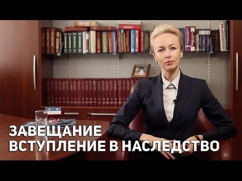 Завещание Вступление в наследство - DomaVideo.Ru
