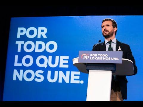 Pablo Casado inaugura la XXV Intermunicipal del PP...