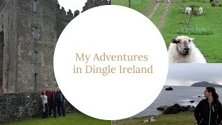 Dingle Ireland  city photo : My adventure in Dingle Ireland | Travel vlog
