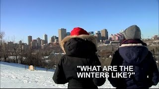 Edmonton (AB) Canada  city images : What are the winters like in Edmonton, Alberta, Canada?