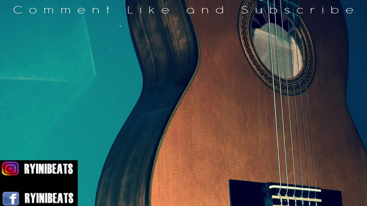 FREE Acoustic Guitar Instrumental Beat 2018 #14