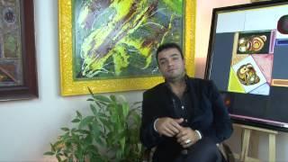 Победитель битвы экстрасенсов Мехди отвечаетна вопросы часть 6 — Вафа Мехди Эбрагими — видео