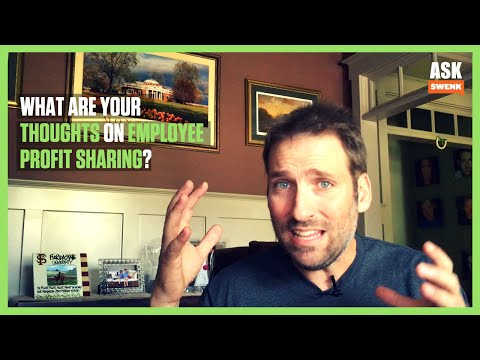 What are your thoughts on profit sharing for key employees?