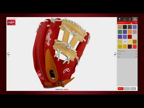 Glove builder - Forelle American Sports Equipment