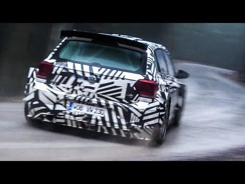 Volkswagen Polo GTI R5   Tarmac Test