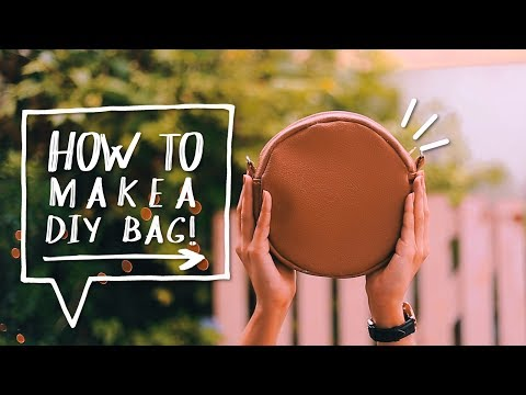 DIY PURSE + BAG | How To Make A DIY Purse + FREE Bag Pattern | Sewing Project ✨Alejandra's Styles
