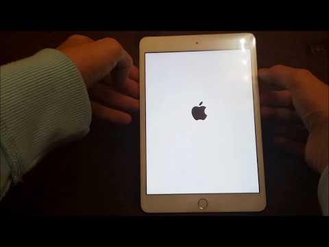 iPad Mini 3 Unboxing and setup - YouTube
