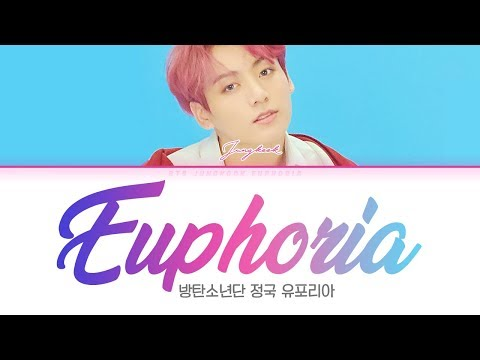 BTS (방탄소년단) JUNGKOOK (정국) - Euphoria [Color Coded Lyrics Han/Rom/Eng/가사]