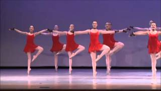 Eastern Connecticut Ballet's Gershwin 2014