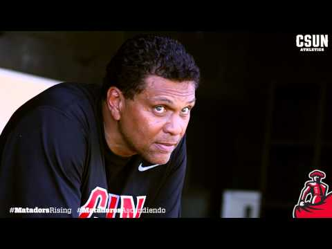Reggie Theus First Pitch Promo #1
