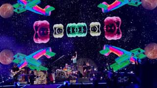 Coldplay - Amazing Day, National Stadium Singapore, 31 March 2017 Video