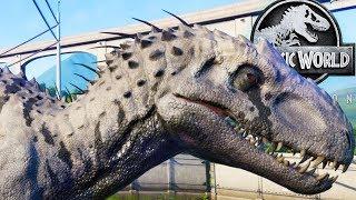 Jurassic World Evolution - CREATING STRONGEST MONSTERS POSSIBLE - Jurassic World Stream Gameplay