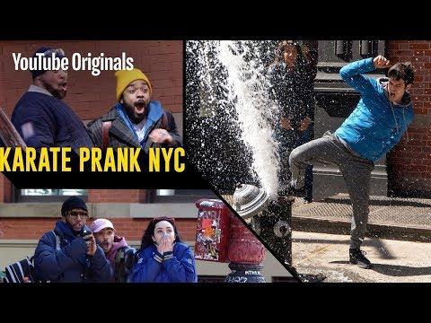 Karate Prank NYC