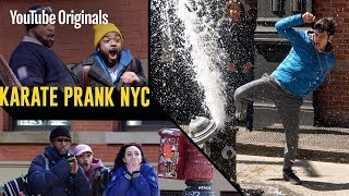 Video Karate Prank NYC MP3, 3GP, MP4, WEBM, AVI, FLV Juni 2018