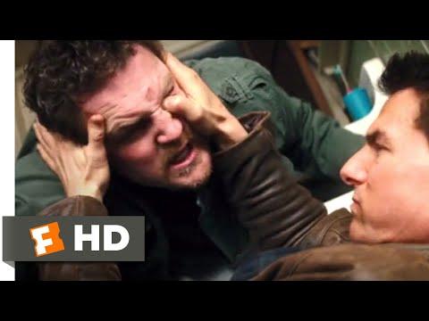 Jack Reacher (2012) - Bathroom Brawl Scene (5/10)   Movieclips