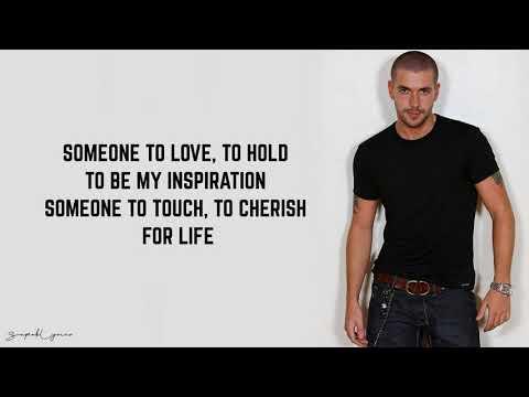 Shayne Ward - Someone To Love (Lyrics)