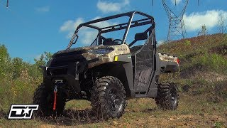 8. Full REVIEW: 2018 Polaris RANGER XP 1000